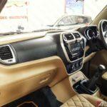 2017 mahindra tuv300 t10 interior