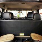 2017 mahindra tuv300 t10 interior rear seating