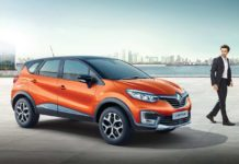 2017 renault captur cayenne orange body with mystery black roof ranbir kapoor pr