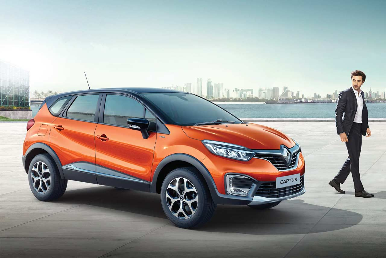 Renault Captur Launched In India Priced From Inr 9 99 Lakh Autobics