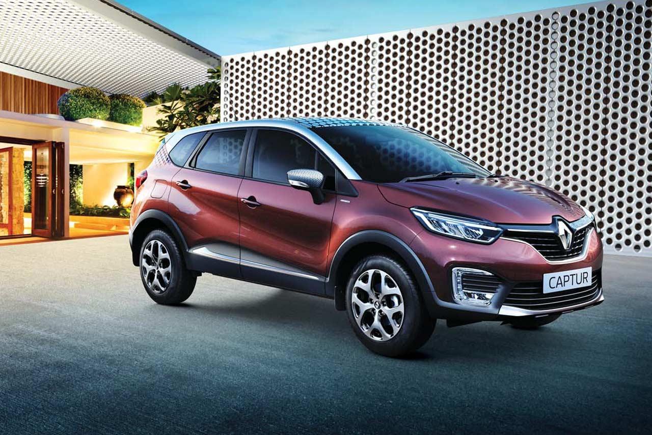Black Kodiaq >> 2017 Renault Captur Mahogany Brown with Planet Grey roof | AUTOBICS