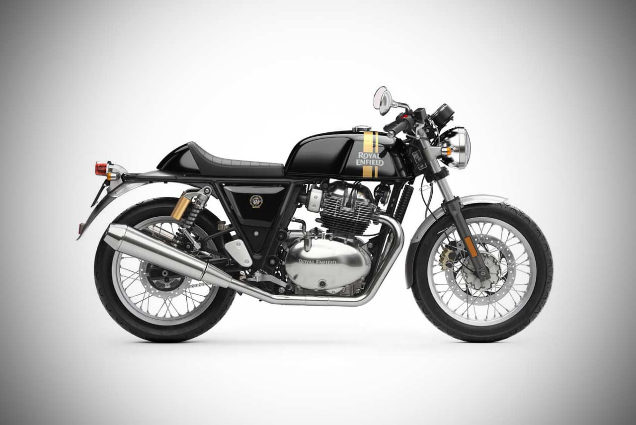 royal enfield interceptor and the continental gt powered by the 650 twin engine unveiled at. Black Bedroom Furniture Sets. Home Design Ideas