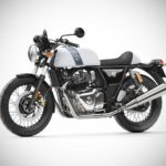 2017 royal enfield continental gt 650ice queen front quarter pr