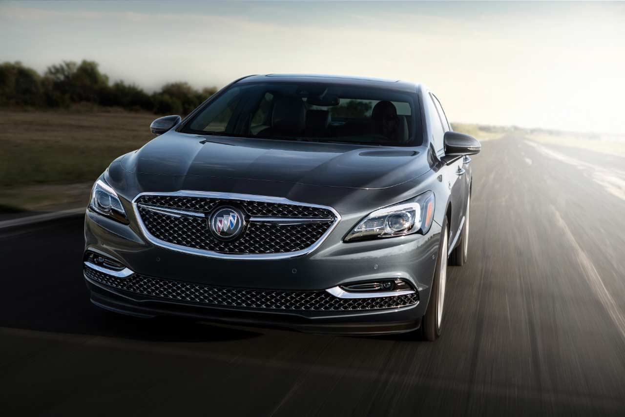 2018 Buick Lacrosse Avenir Makes Its World Debut - AUTOBICS