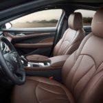 2018 Buick Lacrosse Avenir inside front seats