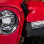 2018 Jeep Wrangler Headlight