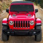 2018 Jeep Wrangler Rubicon Front