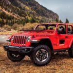2018 Jeep Wrangler Rubicon Front Left