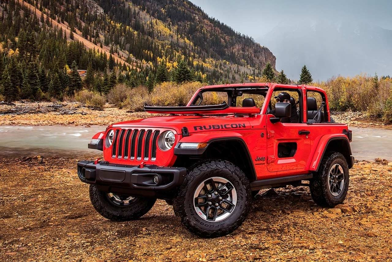 What Is Mopar >> 2018 Jeep Wrangler Unveiled; Evolution of a Legend- AUTOBICS