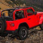 2018 Jeep Wrangler Rubicon Rear Right