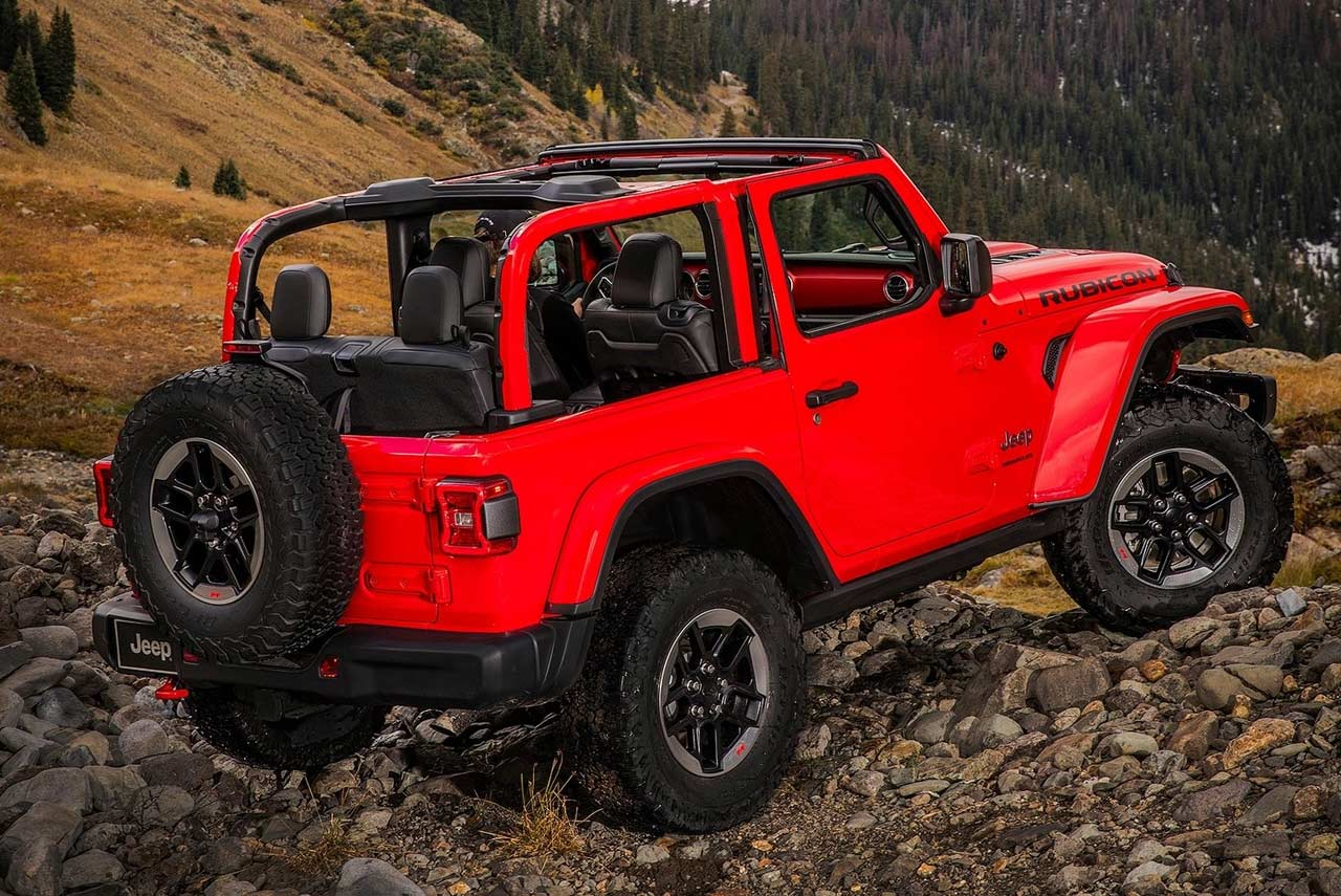 All Black Jeep Wrangler >> 2018 Jeep Wrangler Rubicon | AUTOBICS