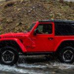 2018 Jeep Wrangler Rubicon Soft Top