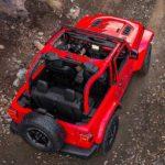 2018 Jeep Wrangler Rubicon Top