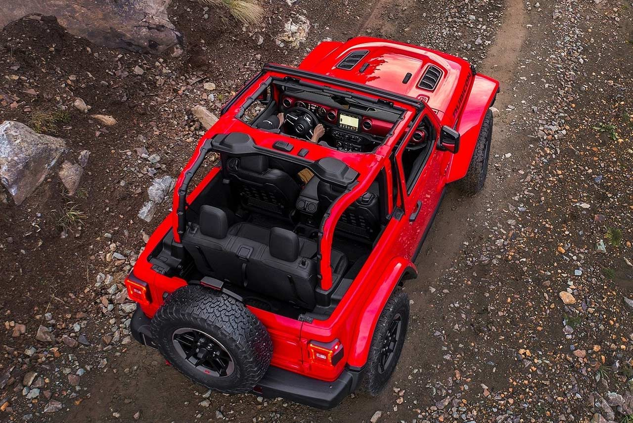 2018 Jeep Wrangler Unveiled Evolution Of A Legend Autobics