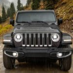 2018 Jeep Wrangler Unlimited Sahara Front