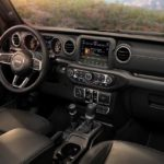 2018 Jeep Wrangler Unlimited Sahara Interior