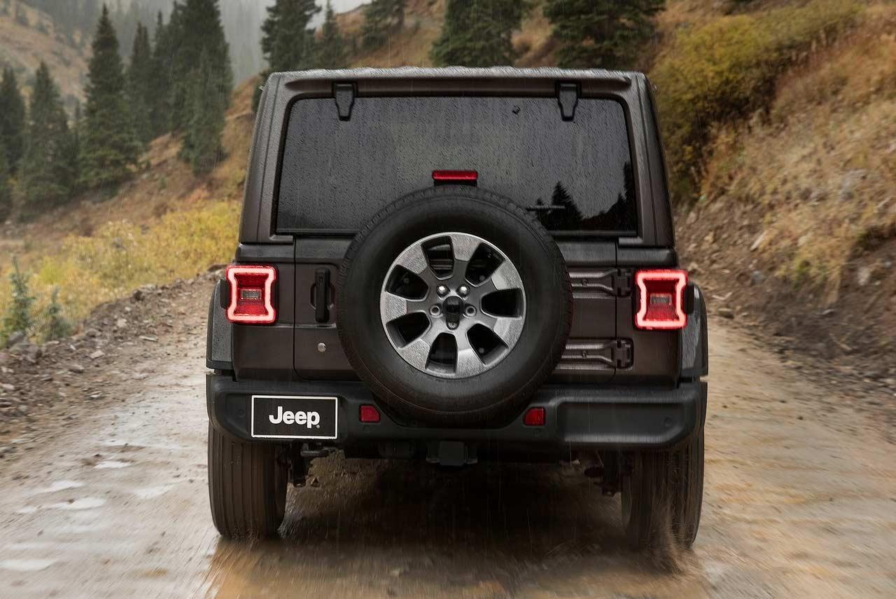 2017 Jeep Wrangler Unlimited Sahara >> 2018 Jeep Wrangler Unveiled; Evolution of a Legend- AUTOBICS