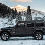2018 Jeep Wrangler Unlimited Sahara Side