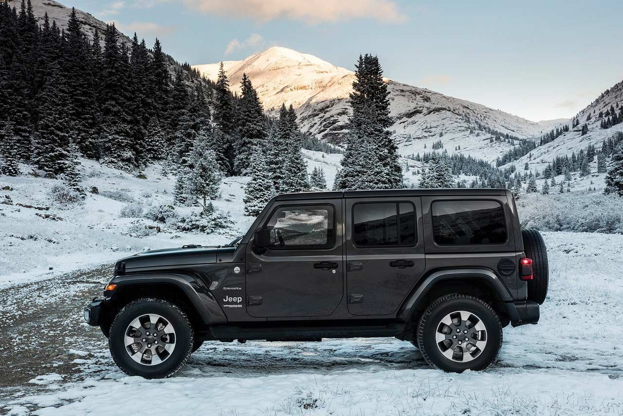 2018 jeep wrangler unveiled evolution of a legend autobics. Black Bedroom Furniture Sets. Home Design Ideas