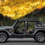 2018 Jeep Wrangler Unlimited Sahara Without Doors