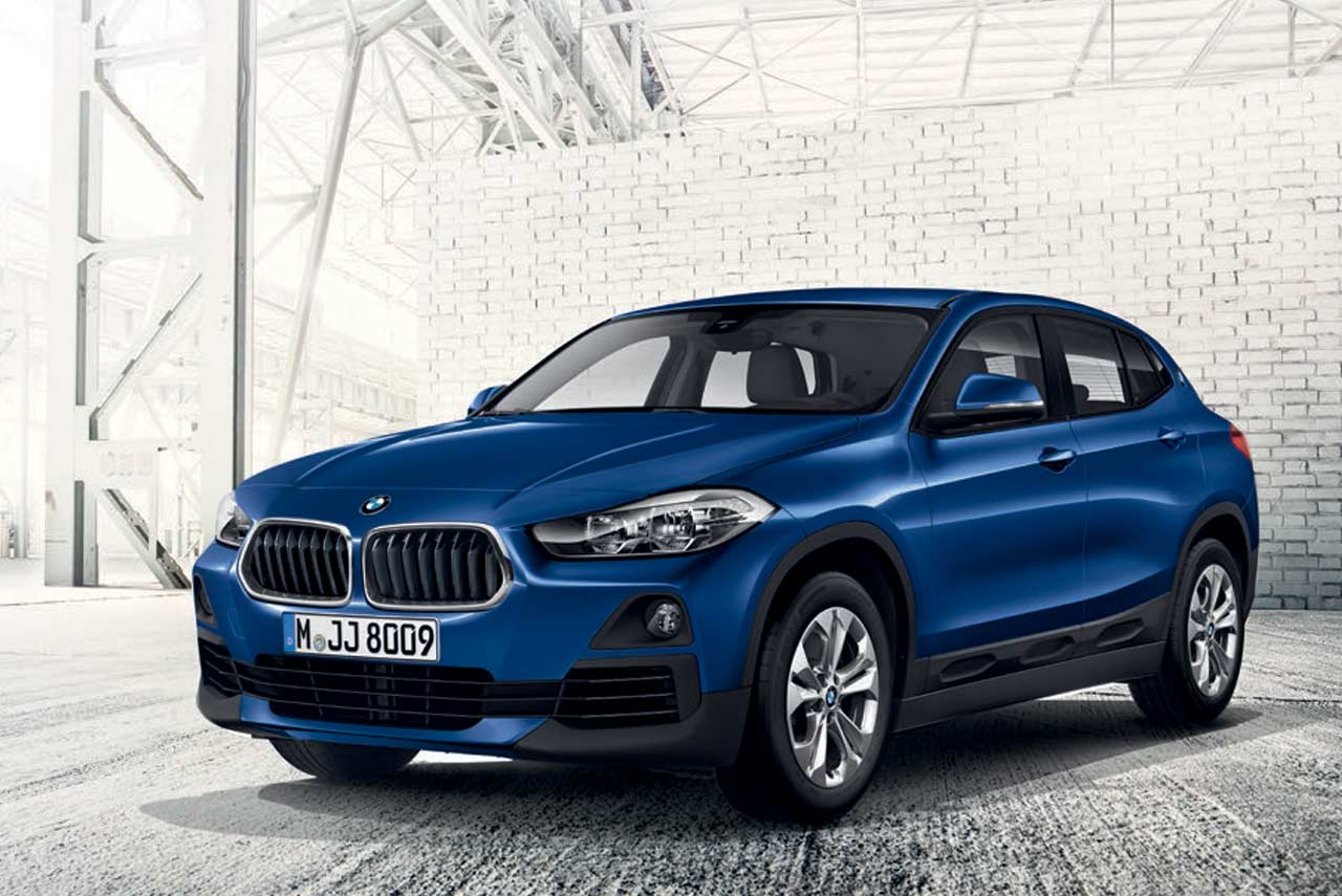 2018 Bmw X2 Sports Activity Coupe Unveiled Autobics
