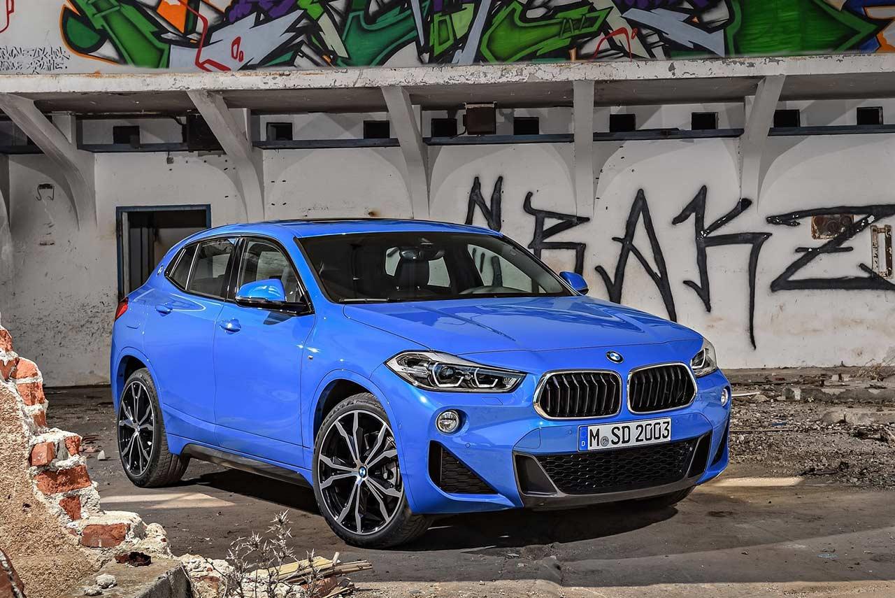 Bmw X2 2017 Price >> 2018 BMW X2 M Sport Misano Blue Metallic | AUTOBICS