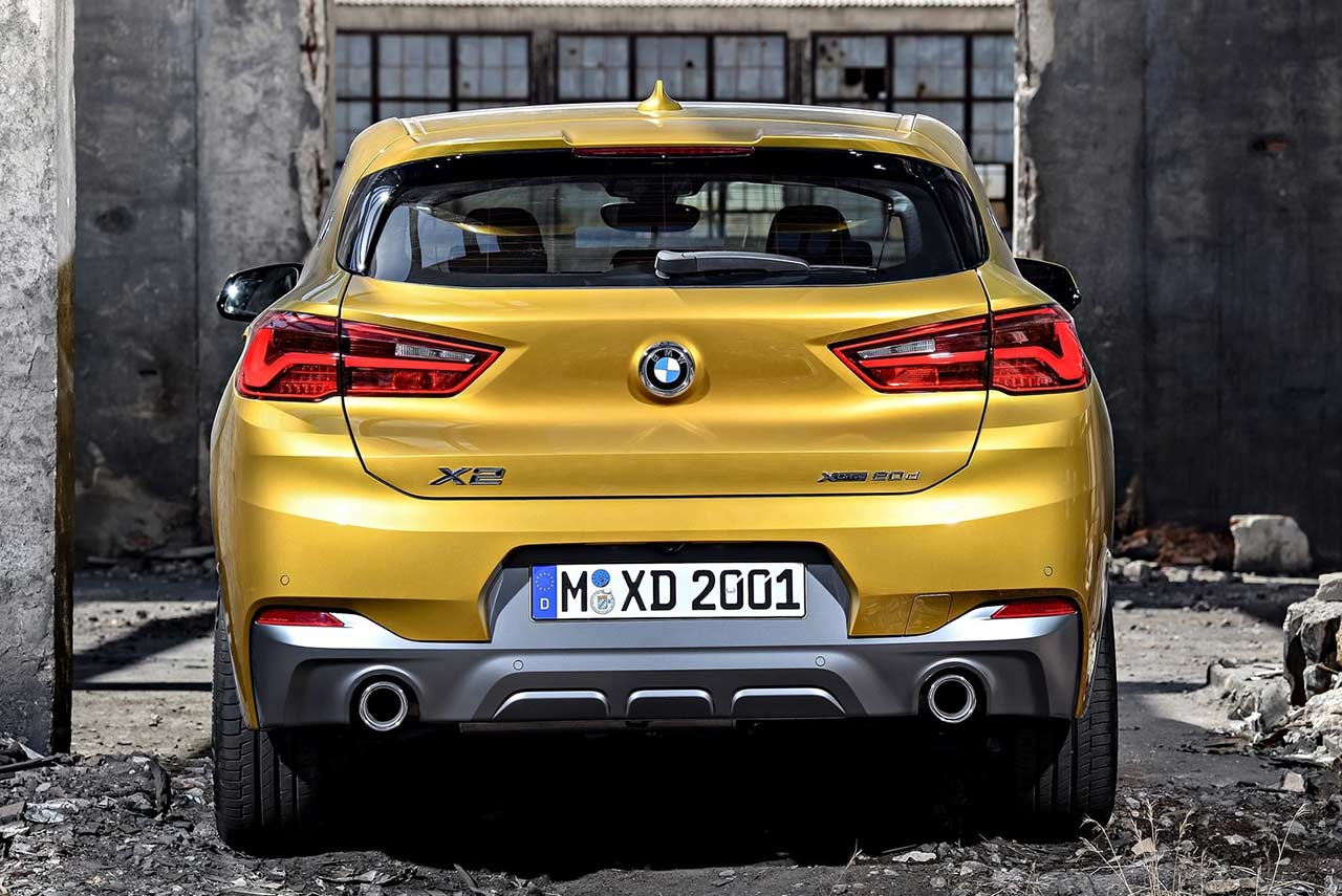 2018 bmw x2 m sport x galvanic gold metallic autobics. Black Bedroom Furniture Sets. Home Design Ideas