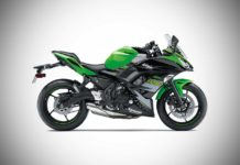 2018 kawasaki ninja 650 krt edition india right