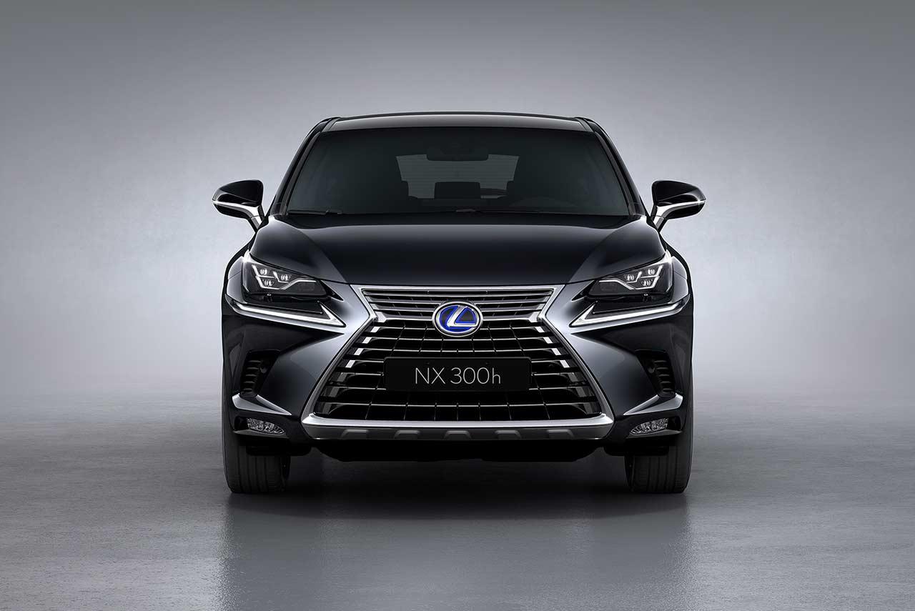 Lexus Nx Hybrid Price >> 2018 Lexus NX 300h showcased in India - AUTOBICS