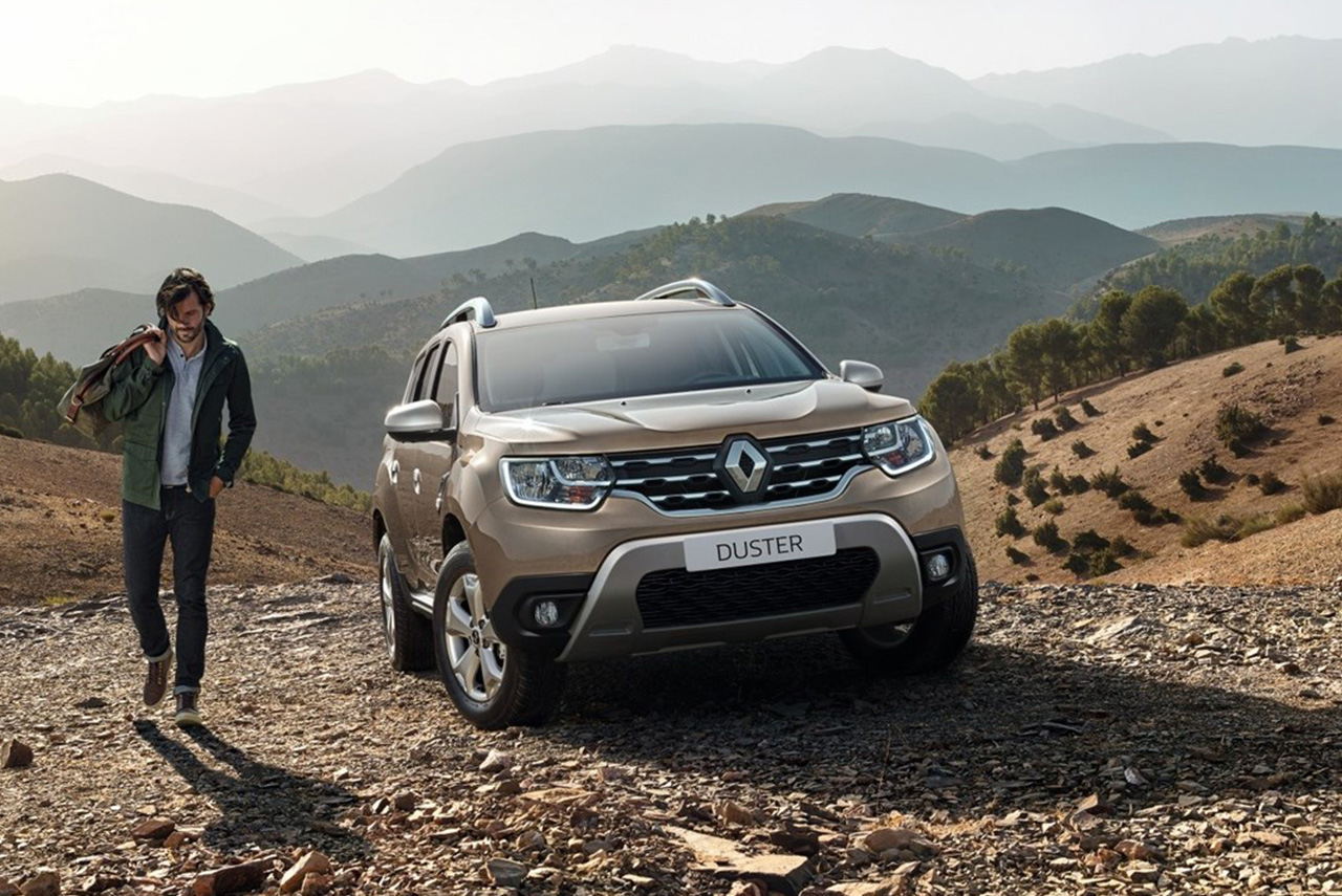 7 Seater Suv 2017 >> All-New Renault Duster 2018 Unveiled – AUTOBICS