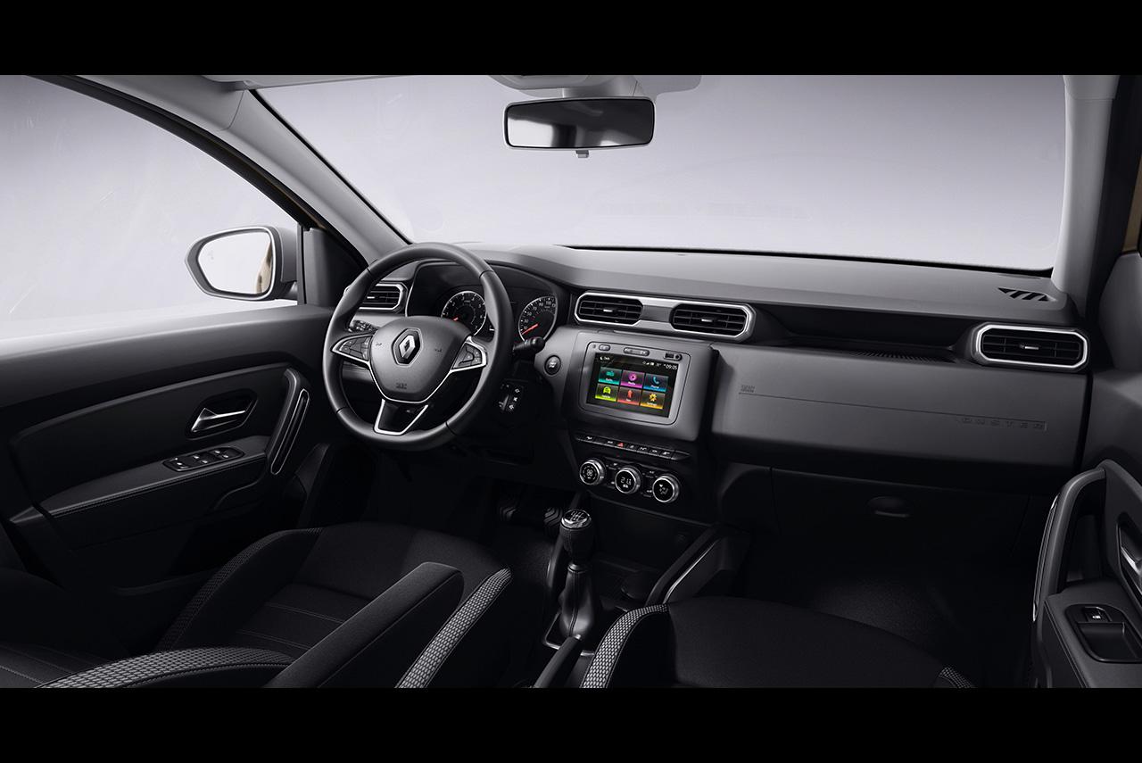 2018 renault duster interior autobics