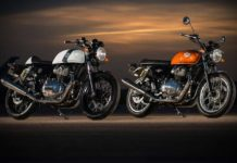 2018 royal enfield 650 twins