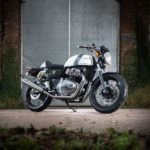 2018 royal enfield continental gt 650 twin ice queen pr