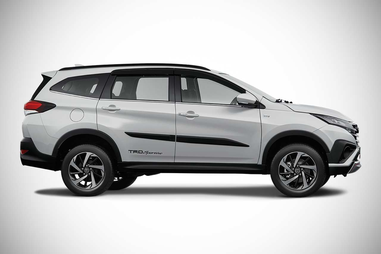 The All New 2018 Toyota Rush Suv Unveiled In Indonesia