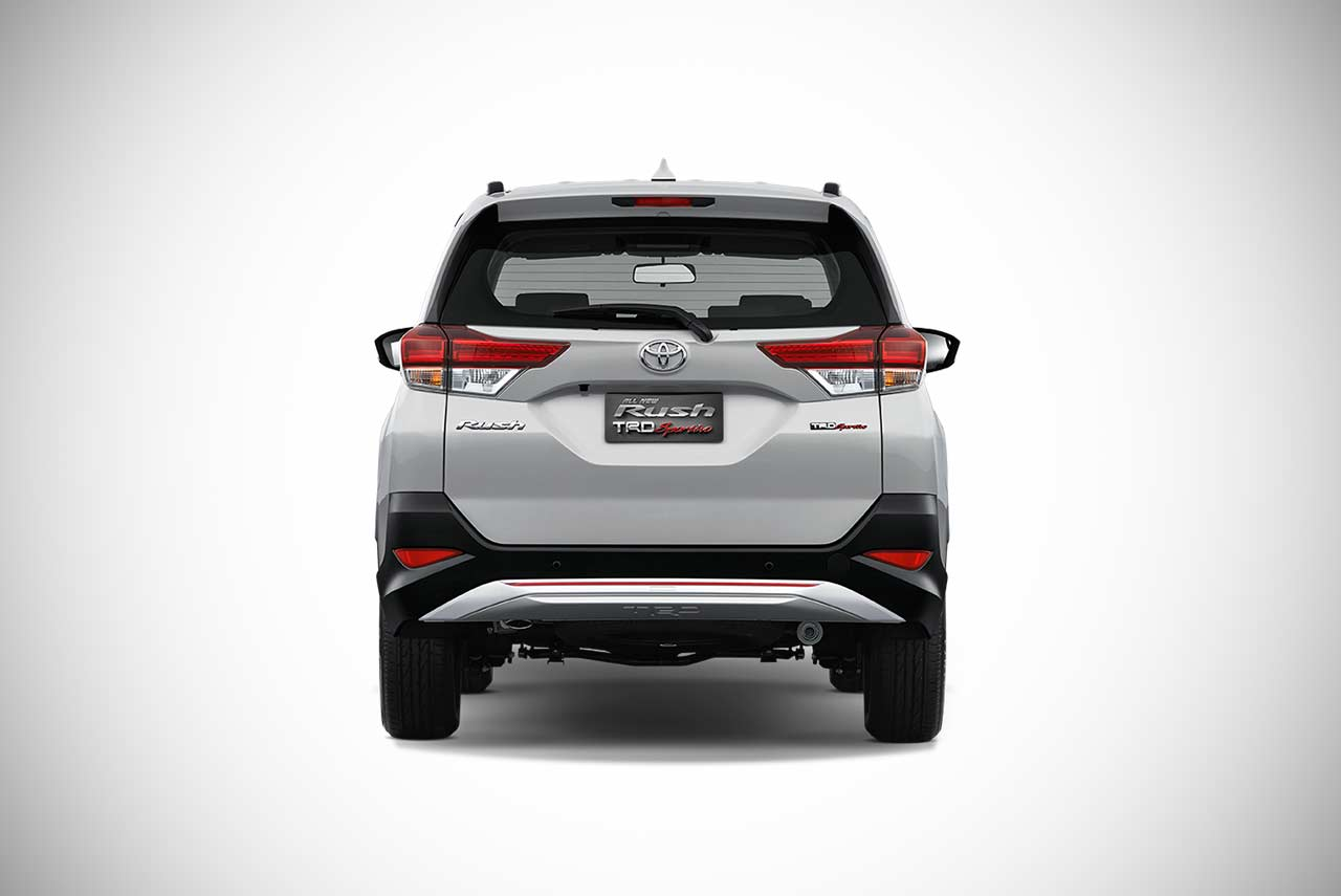 The All New 2018 Toyota Rush Suv Unveiled In Indonesia Autobics