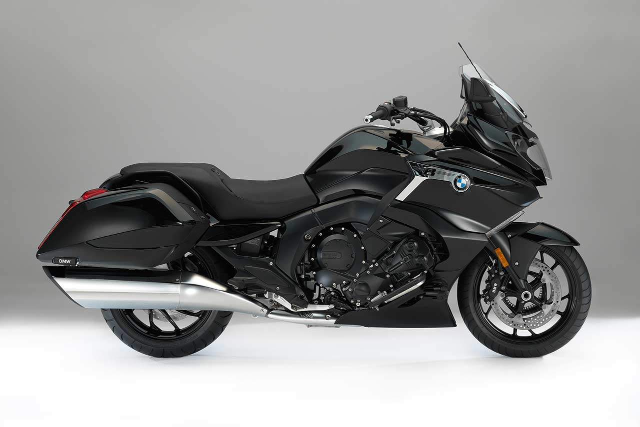 BMW K 1600 B Touring Motorcycle Launched in India - AUTOBICS