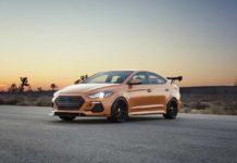 BTR Edition Hyundai Elantra Sport for 2017 SEMA Show