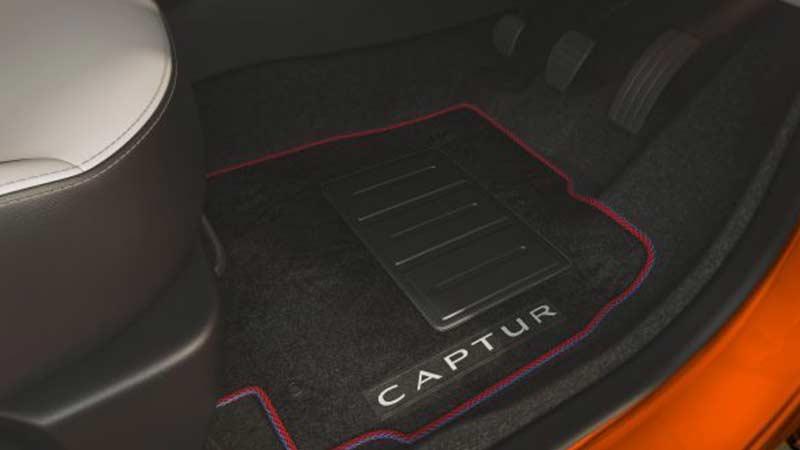 2017 Renault Captur Accessories And Colour Options Autobics