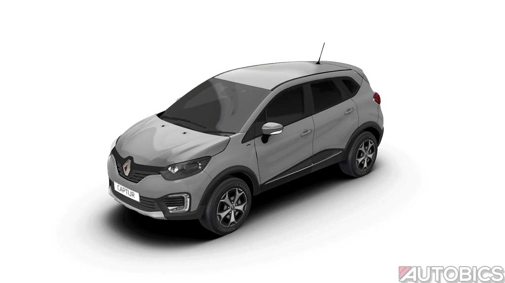 renault captur moonlight silver 2017 autobics. Black Bedroom Furniture Sets. Home Design Ideas
