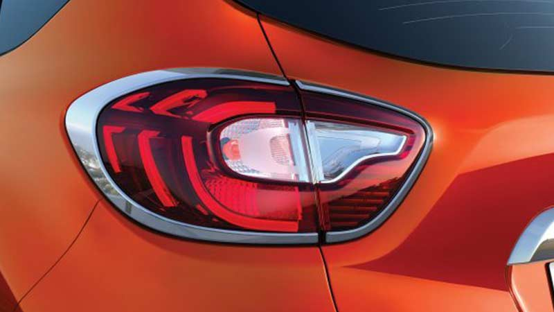 2017 Renault Captur Accessories And Colour Options Autobics