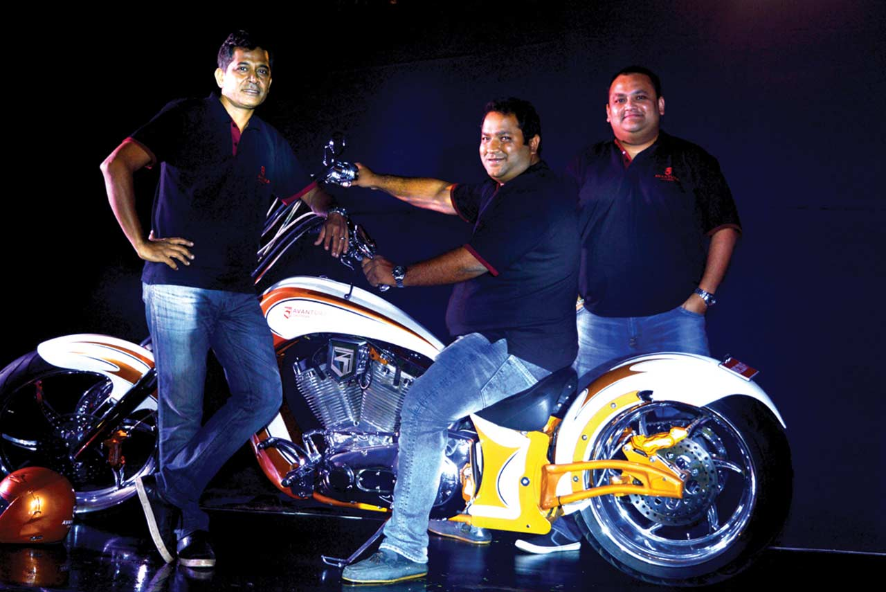 avantura choppers cro ceo cmo launch