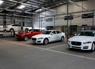 jaguar land rover service vijayawada