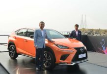 lexus nx300h 2018 launch india