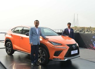 lexus nx300h 2018 launch india 1
