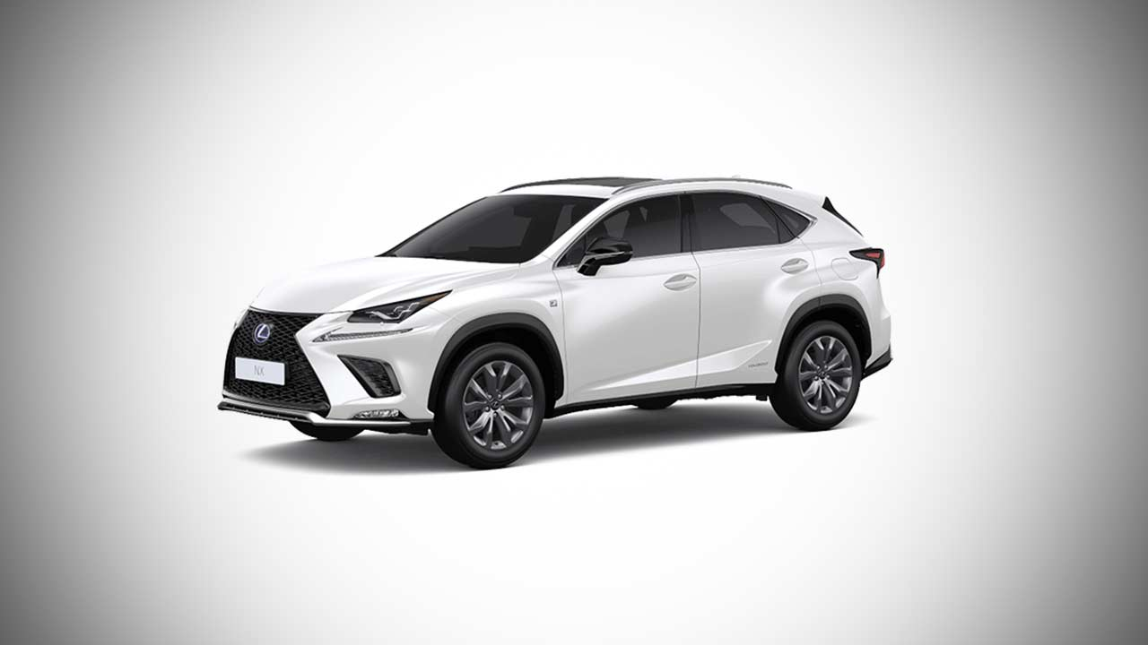 2018 Lexus NX 300h showcased in India - AUTOBICS
