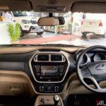 mahindra tuv 300 t10 interior dashboard 2017