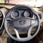 mahindra tuv 300 t10 interior steering wheel 2017
