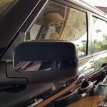 mahindra tuv300 2017 black bold rear view mirror