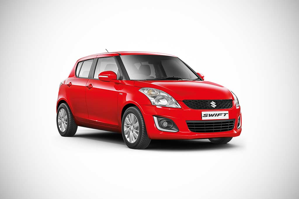 Maruti Suzuki Swift Limited Edition Introduced In India