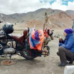 Milestone Trails - Journey to Four Corner of India on a Royal Enfield Bullet